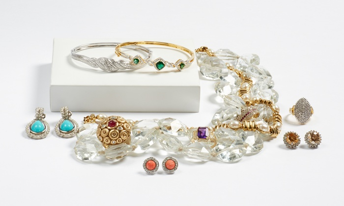 JBP, Jewelry by Peter - Multiple Locations: Designer Jewelry at JBP, Jewelry by Peter (Up to 52% Off). Two Options Available.