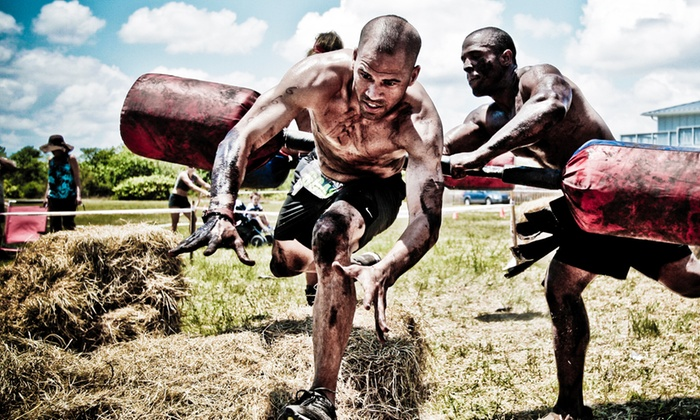 Spartan Race - Colorado Springs: $49 for Entry and Spectator Pass for Colorado Spartan Sprint on Sunday, May 4 (Up to $125 Value)