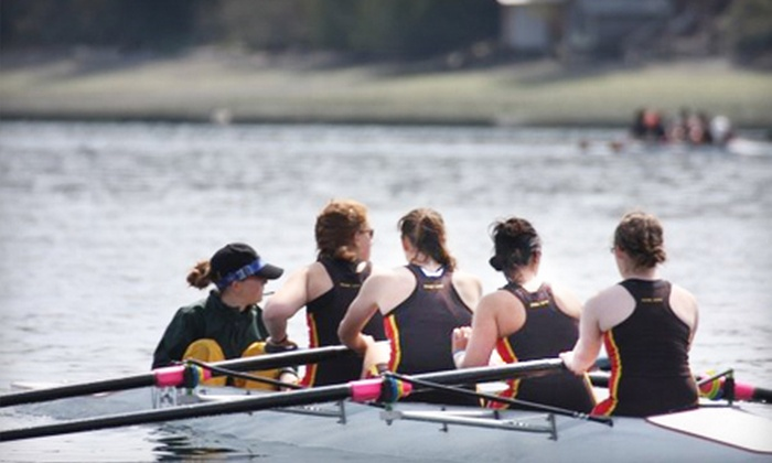 Rose City Rowing Club - Hosford - Abernethy: $10 for Intro to Rowing Youth Class at Rose City Rowing Club ($25 Value)