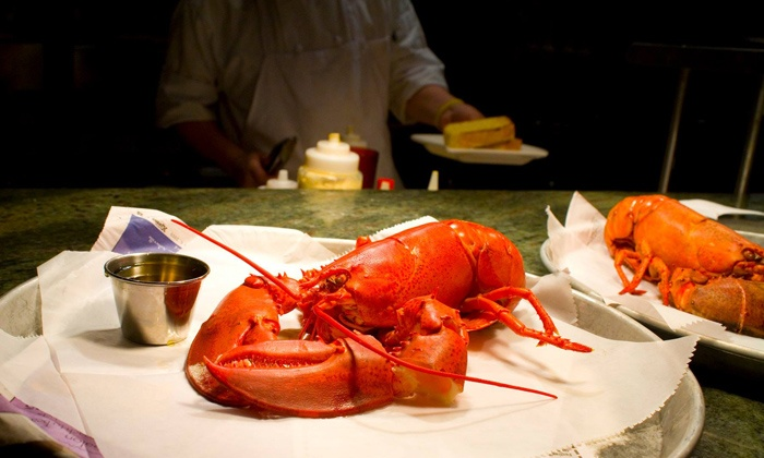 The Lobster Trap Restaurant - Vaughan: Seafood and Steak at The Lobster Trap Restaurant (Half Off)