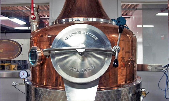 The Noble Experiment - Williamsburg: Distillery Tour and Owney's Rum Tasting for Two, Four, or Six at The Noble Experiment (32% Off)