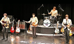 Britishmania Beatles Tribute Band : Britishmania Beatles Tribute Band on Saturday, December 5, at 8 p.m.