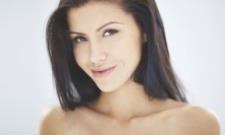 $79 for a Skin-Tightening Treatment with Microdermabrasion and LED Light Therapy ($250 Value)