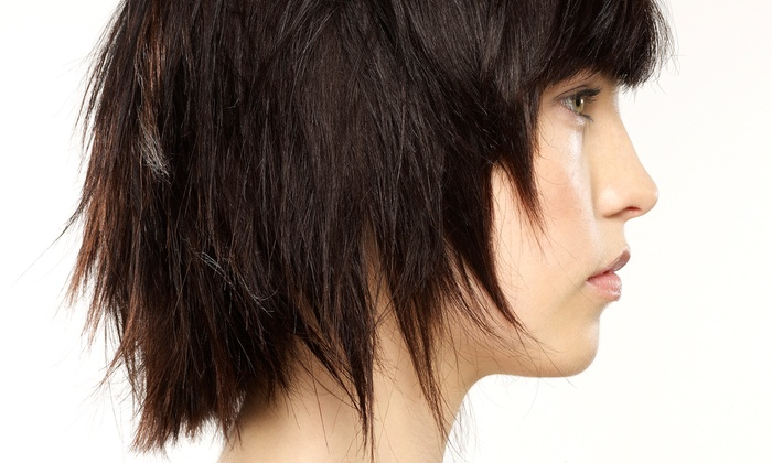 Chili Hair Studio - Chili: Haircut Package with Optional Partial or Full Highlights at Chili Hair Studio (Up to 57% Off)