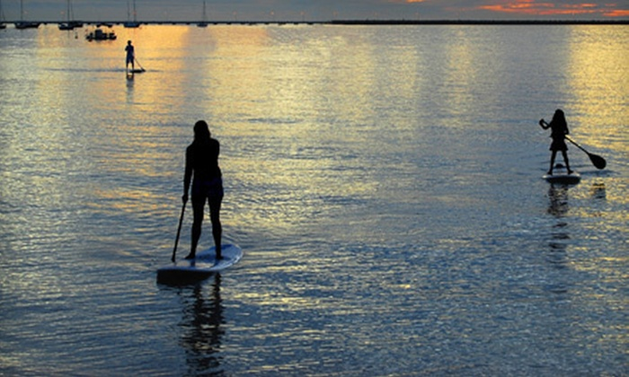 Larson's Ski and Sport - Larson's Ski and Sport: Paddleboard Lesson for Two ($100 Value)