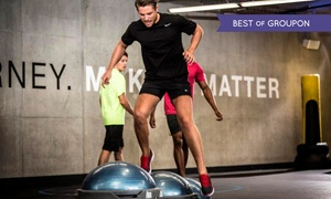 LA Fitness Head Office: LA fitness and LAX: Ten Individual Day Gym Passes Incl Access to Exercise Classes, Outside of the M25 (Up to 86% Off)