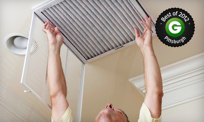 Sears Duct Cleaning - Millvale: $85 for Cleaning of Up to 10 Air Ducts from Sears Duct Cleaning (Up to $249.99 Value)