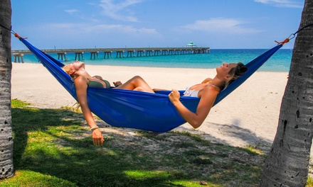 Sport Force Portable Two-Person Hammock