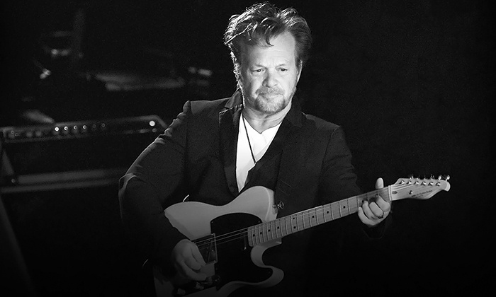 John Mellencamp - Savannah Civic Center: John Mellencamp at Savannah Civic Center on Friday, June 19