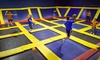 Sky High Sports - Ontario/Mira Loma: Two Hours of Trampoline Jump Time on Weekdays or Weekends at Sky High Sports in Mira Loma (Up to 53% Off)