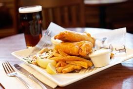 Sullivan's Irish Pub & Eatery: Irish Pub Food for Two or Four at Sullivan's Irish Pub & Eatery (45% Off)