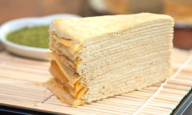 Japanese Hokkaido Cake Recipe: $12 For 3 Slices Of Hokkaido Thousand Layer Cake At First