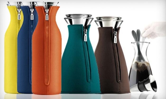 Fridge Carafe or Café Solo Coffeemaker: Eva Solo Fridge Carafe or Café Solo Coffeemaker (Up to 58% Off)