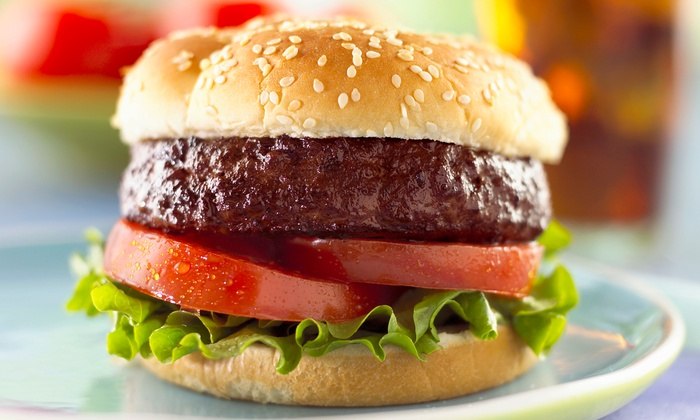 The BeeHive Tavern - St. Charles: $16 for a Burger Meal for Two at The BeeHive Tavern (Up to $33.40 Value)