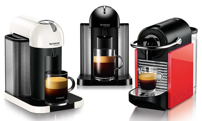 Nespresso Espresso Machines   Groupon Goods 488c60573b87
