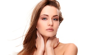 Heads of Time Salon: Haircut Packages at Heads of Time Salon (Up to 53% Off). Three Options Available.