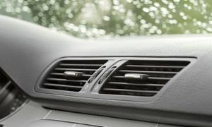 DMD Mechanika Pojazdowa: Ozonowanie klimatyzacji (29,99 zł) lub przegląd i nabicie czynnika chłodzącego (od 49,99 zł) w DMD Mechanika Pojazdowa