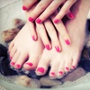 58% Off Spa Services at Blush A Nail Boutique