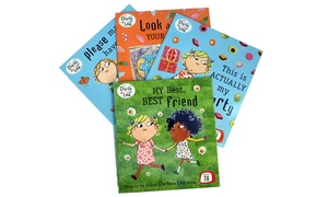 Charlie and Lola Four-Book Pack