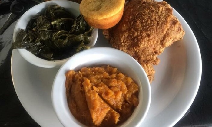 My Madea's - Cibolo: $10 for $13 Worth of Soul Food — My Madea's