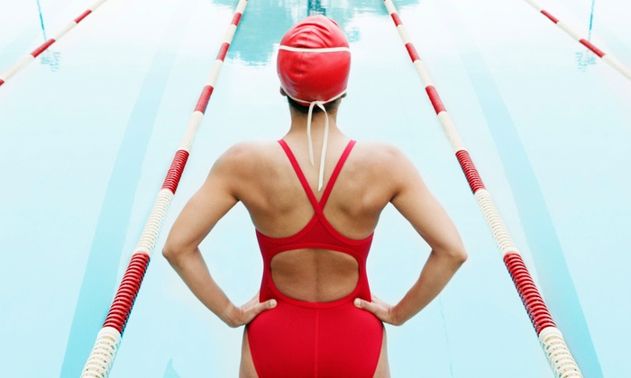 swim gym - Kendall: Adult Aqua-Fitness Classes or an Introductory Evaluation at swim gym (Up to 54% Off). Four Options Available.