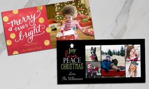 Custom Photo Cards Or Stationery Flat Cards From Snapfish (up To 69% Off)