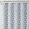 "72""x72"" Jacquard Fabric Shower Curtain"