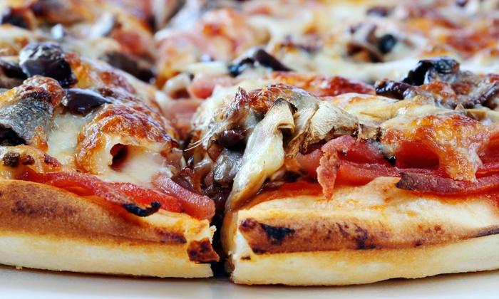La Rosa Pizzeria & Restaurant - Vernon Hills: Casual Italian Food at La Rosa Pizzeria & Restaurant (Up to 50% Off). Two Options Available.