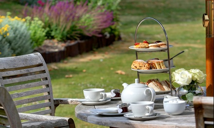 Royal Afternoon Tea with Champagne for Two or Four at The Winchester Royal Hotel