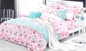 6-Piece Bed Sheet Set