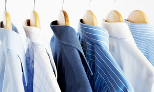 Advance Dry Cleaners: Dry Cleaning at Advance Dry Cleaners (33% Off). Two Options Available.