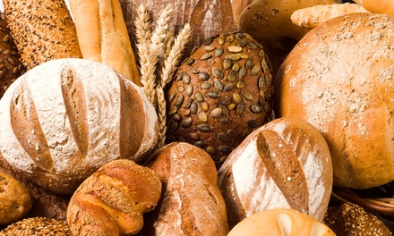 $18 for $30 Worth of Gourmet Sandwiches, Breakfast, and  Baked Goods at Great Harvest Bread Company