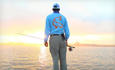 $15 for $30 Worth of Fishing Tackle and Apparel at The Charleston Angler