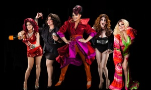 Velvet Lounge: Three-Course Dinner and Drag Show for Two at Velvet Lounge (Up to 19% Off). Four Options Available.
