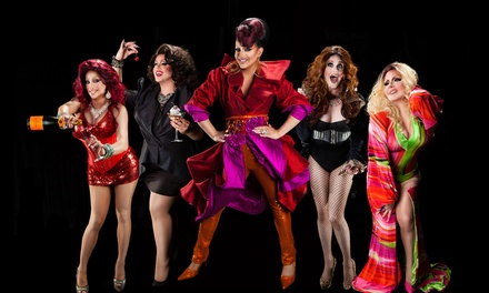 Three-Course Dinner and Drag Show for Two at Velvet Lounge (Up to 32% Off). Four Options Available.