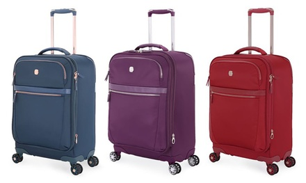 e6a4f07f74d1 Up To 50% Off on SwissGear Geneva Spinner Luggage