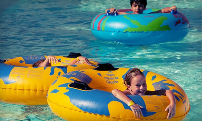 King's Pointe Resort & Waterpark - Storm Lake, IA: One-Night Stay with Water-Park Passes at King's Pointe Resort & Waterpark (Up to 64% Off). Two Options Available.