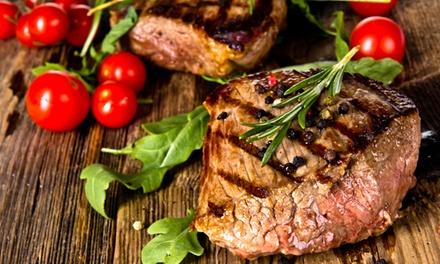 Mediterranes 4-Gänge-Menü für Zwei oder Vier mit Filetteller im Waldhaus Resse ab 29,90 € (bis zu 57% sparen*)