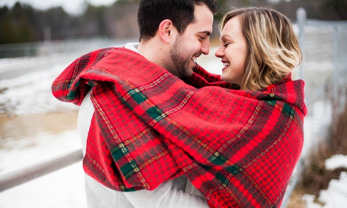 KAngellphotography - Portland, ME: Platinum or Engagement Photography Package from KAngellphotography (Up to 50% Off)