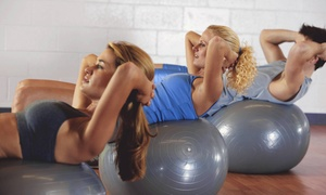 CardioFIT Austin: 5 or 10 Boot-Camp Classes, or One Month of Classes with 30-Day Meal Plan at CardioFIT Austin (Up to 59% Off)