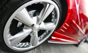 Derby Alloys Ltd: Alloy Wheel Refurbishment For One, Two or Four Wheels at Derby Alloys (Up to 73% Off)