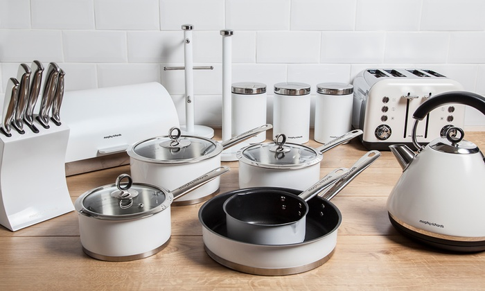 Attractive Morphy Richards Kitchen Set | Groupon