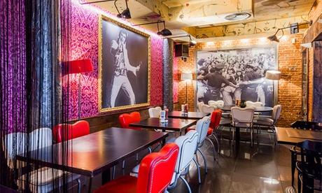 Hamburguesa de autor para dos o cuatro personas con entrante y bebida desde 19,95 €. 8 locales a elegir