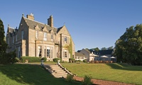 Afternoon Tea with a Glass of Bubbly for Two at Norton House Hotel & Spa(49% Off)
