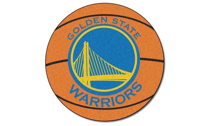 Golden State Warriors Team Mat: Golden State Warriors Team Mat