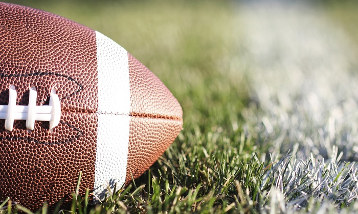 FHS Entertainment - Ralph Wilson Stadium: Two or Four Tickets to a Pro Football Game Plus a Memorabilia Package (Up to 64% Off). Four Games Available.