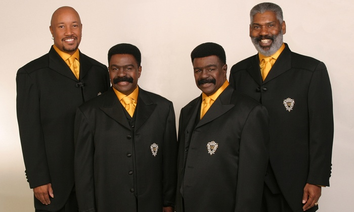 San Diego Soul Music Festival - Valley View Casino Center: The Whispers, Stephanie Mills, Johhny Gill & ConFunkShun on Friday, March 27, at 8 p.m. (Up to 53% Off)