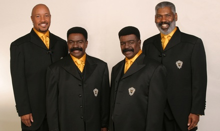 The Whispers, Stephanie Mills, Johhny Gill & ConFunkShun on Friday, March 27, at 8 p.m. (Up to 53% Off)