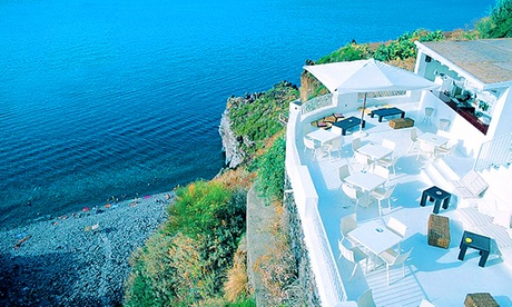 Isole Eolie: vacanza 4* in suite