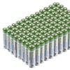 Fuji EnviroMAX Super Alkaline AA Batteries (96-Pack)